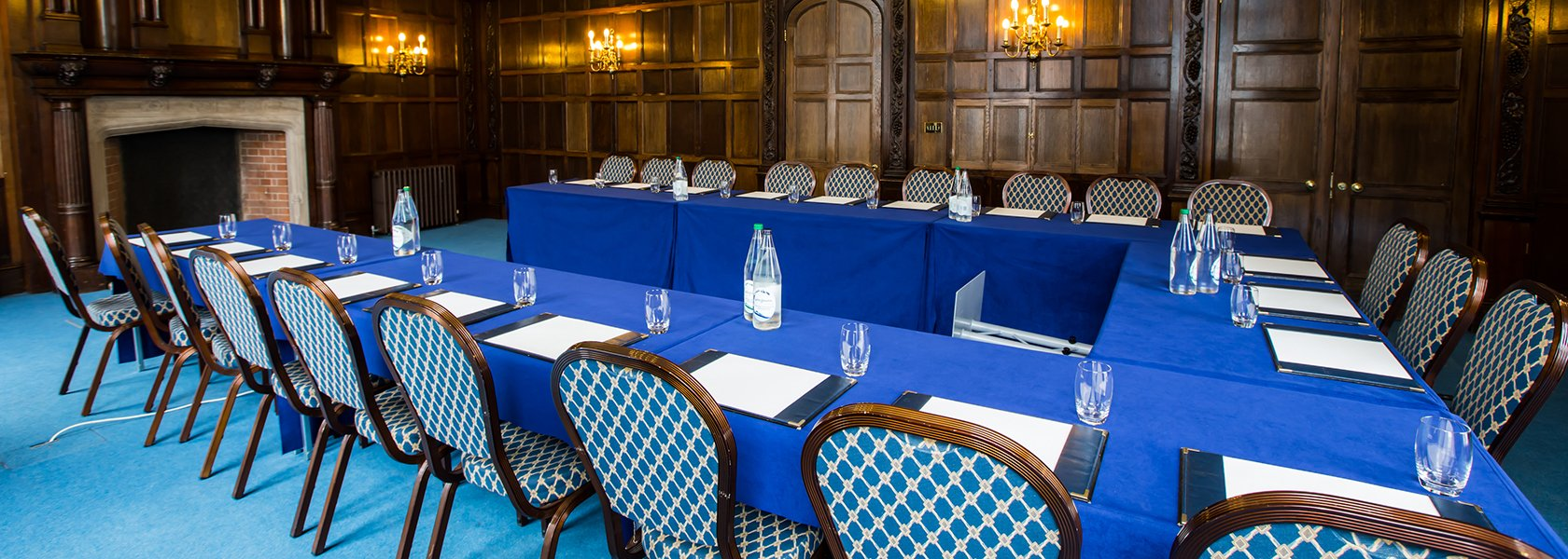 Meeting day delegate rates at 58 Prince's Gate