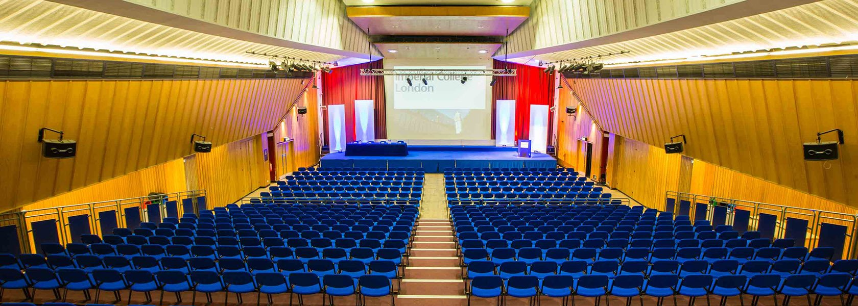 Conference venue in South Kensington