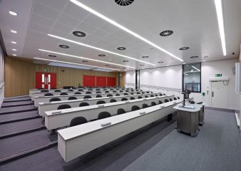 Lecture Theatre in the Ace Exstention Building