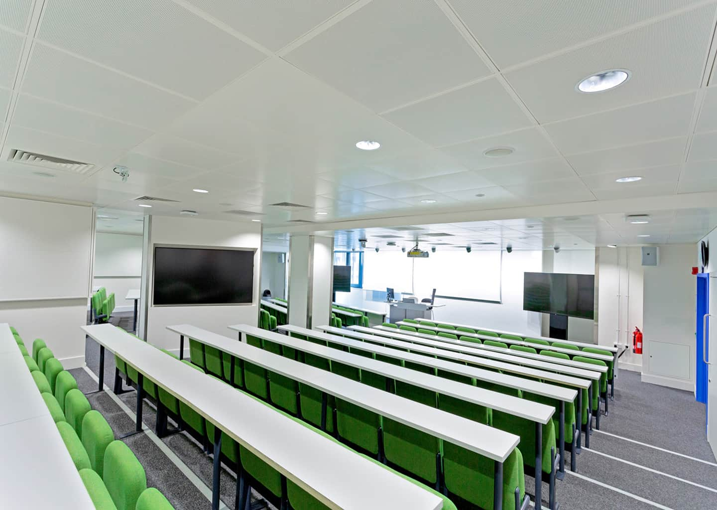 Lecture theatre in the City and Guilds Building