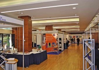 The perfect exhibition space to hire in Central London