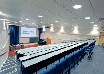Auditorium available to hire in South Kensington