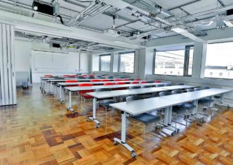 City and Guilds Building classroom available to hire