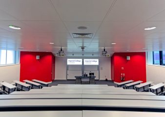 Classroom for hire in Imperial London Business School
