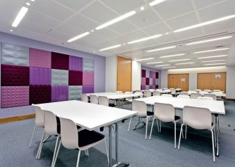 H-bar meeting rooms for hire in Sherfield Building South Kensington