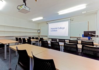 Classrooms available for corporate hire in South Kensington