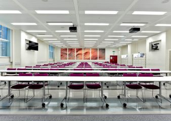 Imperial College Royal School of Mines classroom