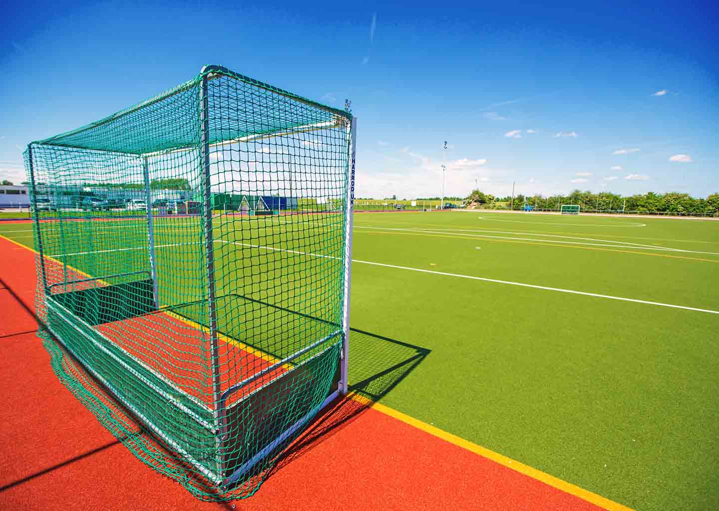 Hockey pitch available at Imperial Venues in London