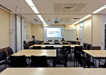 Large presentation meeting room in the Sherfield Building