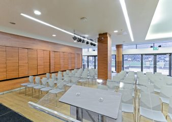 Corporate event space available in The Queen's Tower South Kensington