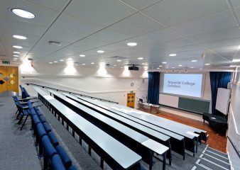 The Read Lecture Theatre in the Sherfield Building