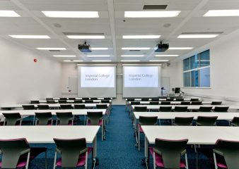 Royal School of Mines classroom