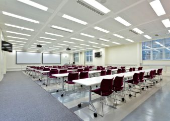 Royal School of Mines classroom for corporate hire
