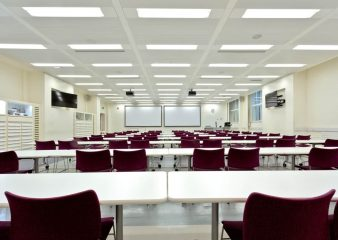Royal School of Mines classroom for hire in South Kensington