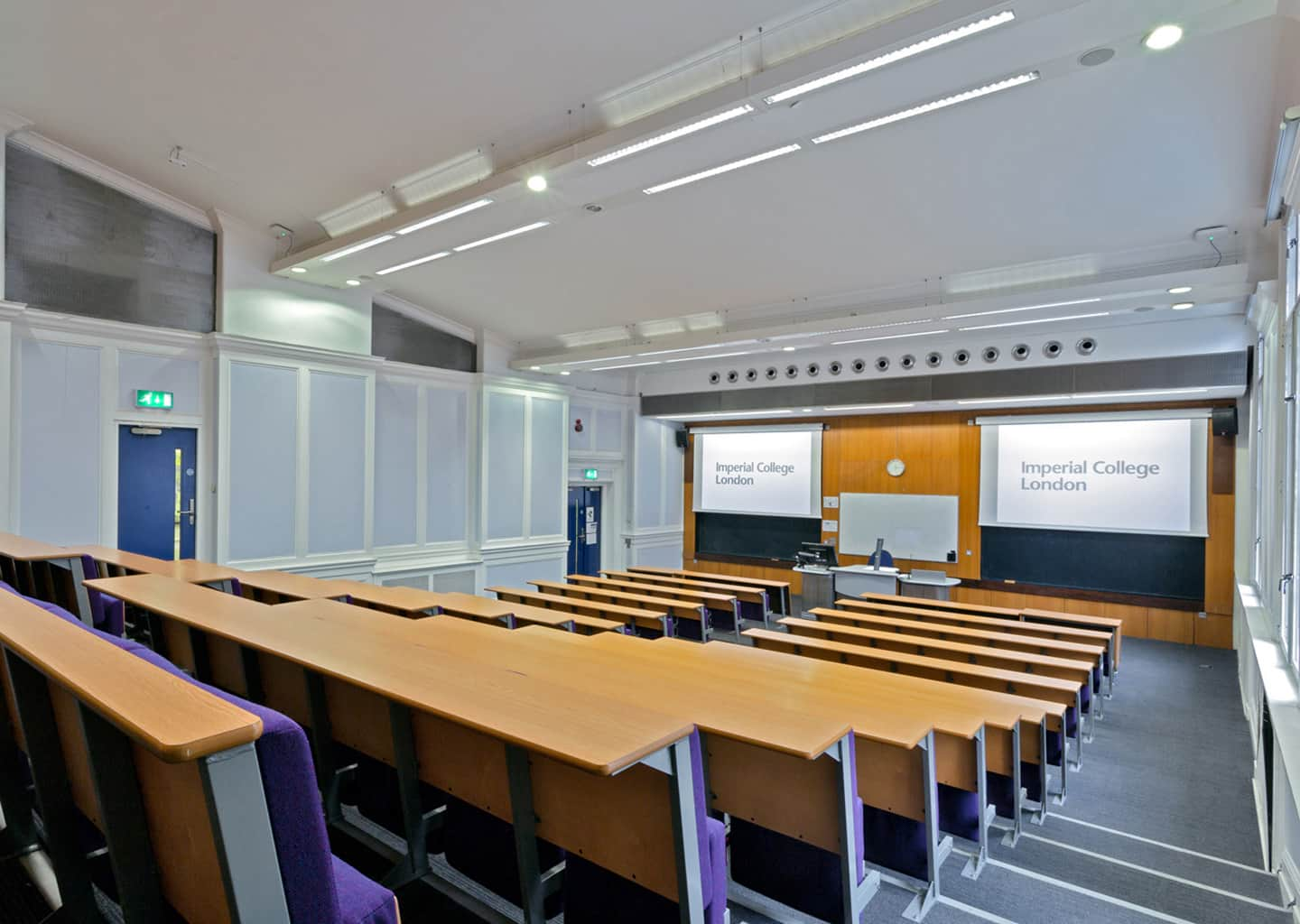 Royal School Of Mines Classroom And Lecture Theatres