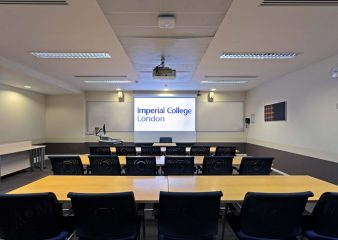 Small seminar room in Sherfield Building