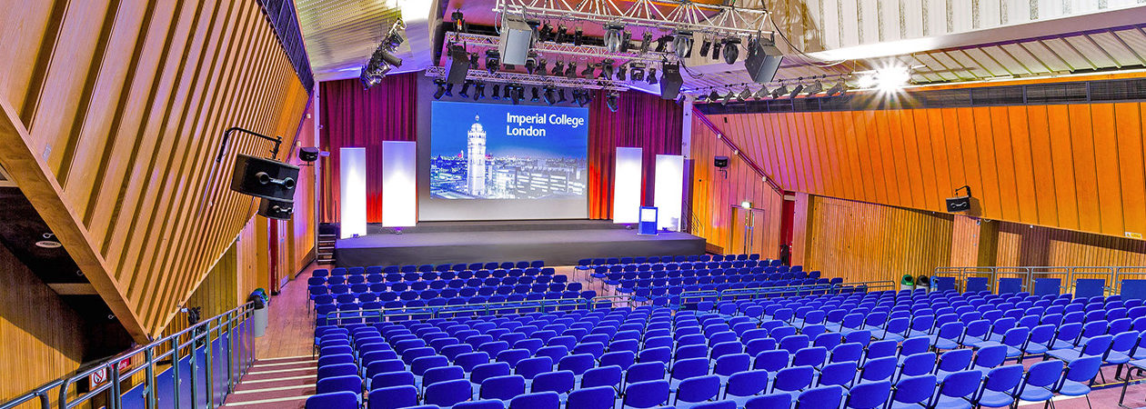 sherfield-building-great-hall-theatre-Conference venue in South Kensington