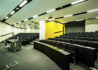 Lecture theatre in The Skempton Building