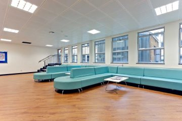 Breakout space available in the Huxley Building South Kensington