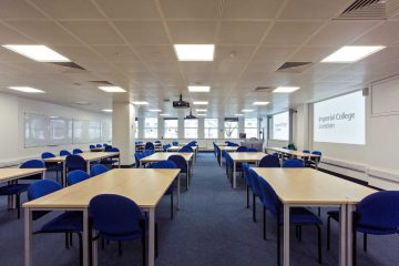Meeting space for hire in the Huxley Building South Kensington